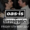 Oas-is Double Header 5th May