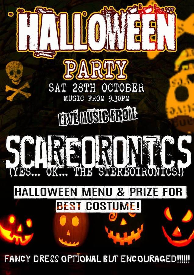 TBTR spooky date