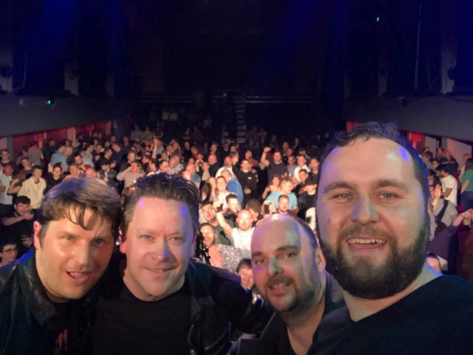 Exeter Corn Exchange 2018