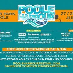 Poole Harbour festival 2018