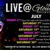 Next Gig – The Gloucester – 21st July 2018