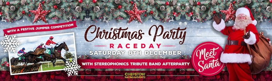 Christmas Party Raceday Chepstow