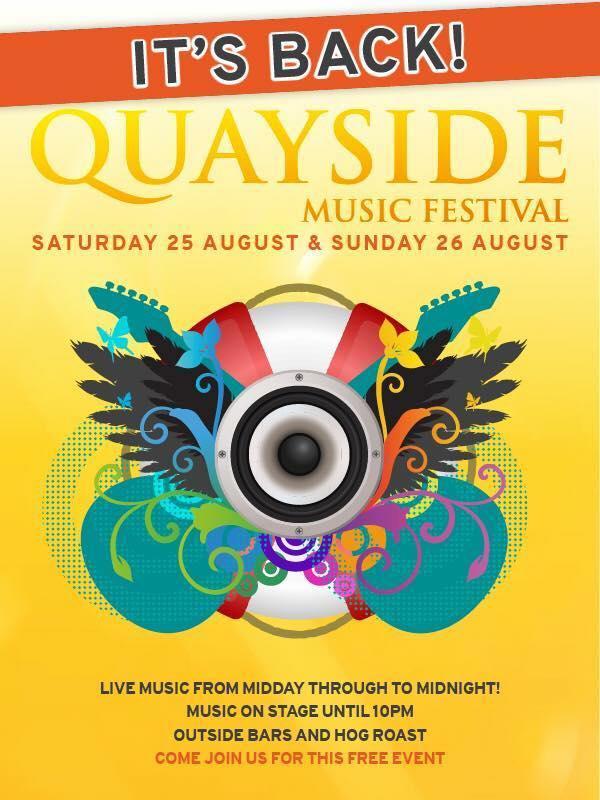 Quayside Music Festival