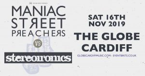 Manics vs Phonics at The Globe | Cardiff