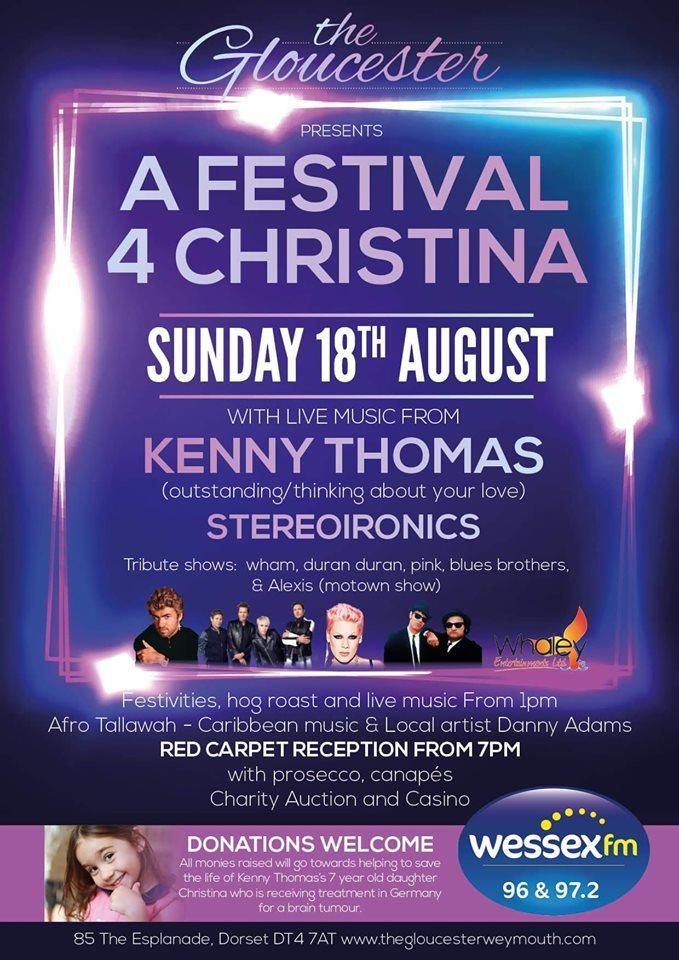 A Festival 4 Christina