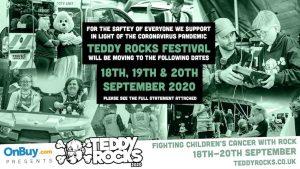 Teddy Rocks 2020