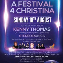 Festival 4 Christina