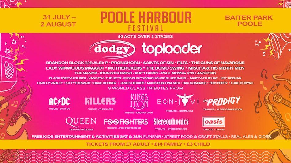 Poole Harbour Festival 2020