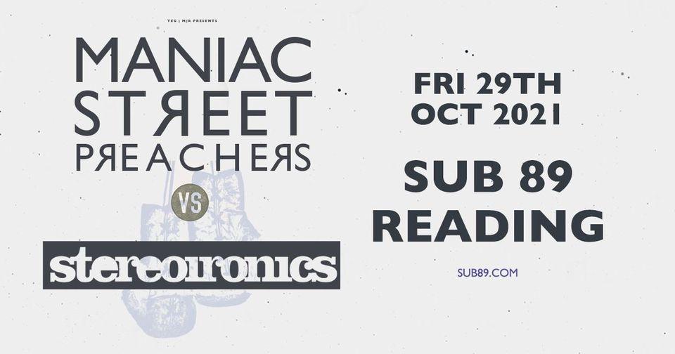 Manics vs Phonics at SUB89 | Reading